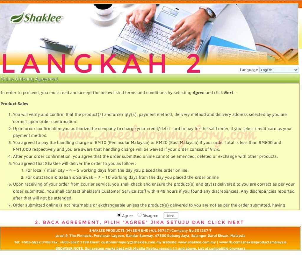 shaklee-online