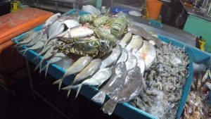 Lobster-seafood