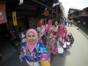Sinnomachi, Old Town Takayama