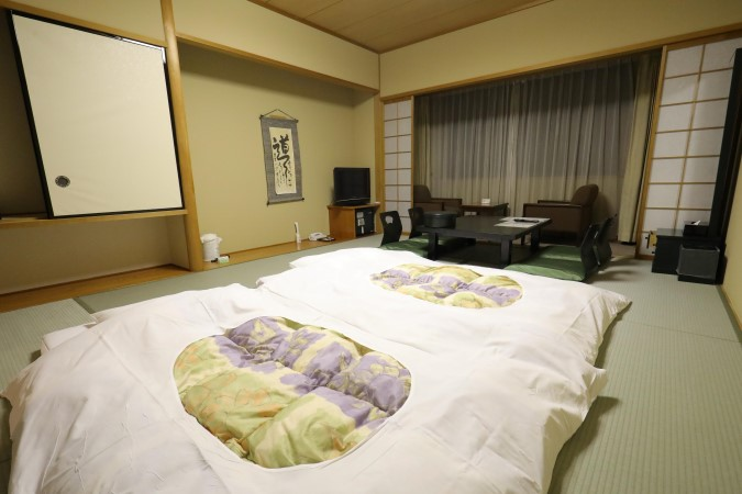 Tatami, japan bedroom
