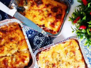 chiken-lasagna, extra cheese lasagna
