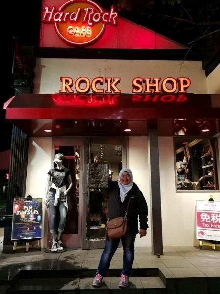 hardrock tokyo, baju hardrock