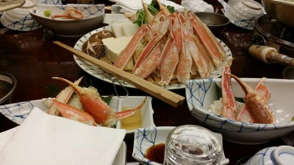 king crab, tokyo