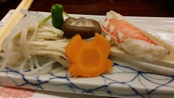 king crab, tokyo restaurant