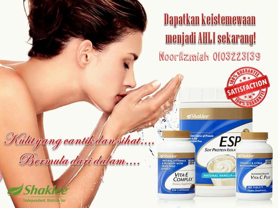 supplemen kulit, kulit cantik, nutrisi kulit, penjagaan kulit, kulit sihat, set kulit