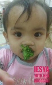 makan-brokoli