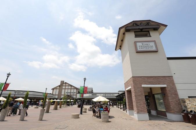 Shopping, Toki premium outlet japan