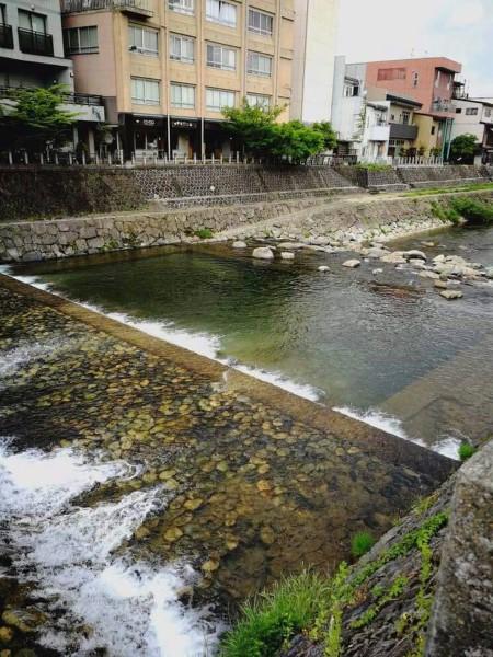 takayama. river japan