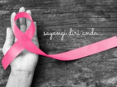 jenis kanser payudara