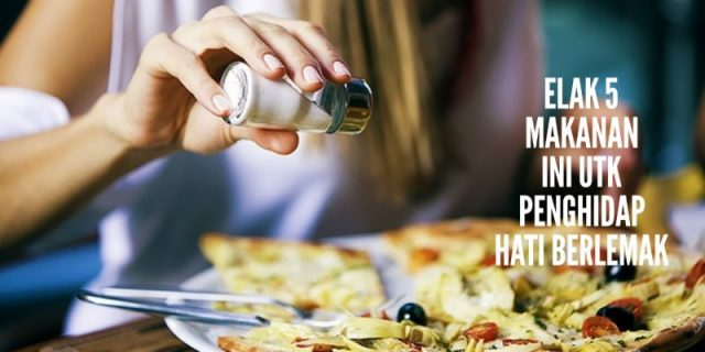 elak makan jika hati berlemak