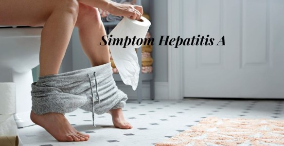 simptom hepatitis A